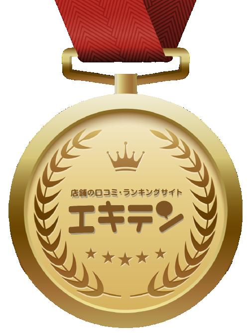 エステサロン口コミ人気ランキング賞